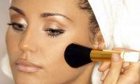 Секреты макияжа. Использование хайлайтера для гламурного макияжа