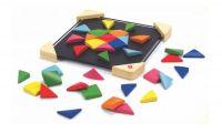 Чем полезна магнитная мозаика для ребёнка?