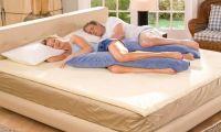 Зачем нужен ортопедический матрас, подушка