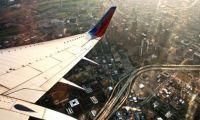 Фото: Пейзажи с самолёта