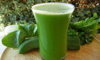 Сок сельдерея очистит организм от токсинов