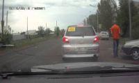 Видео: где дороги, мля? Рубцовск