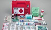 Аптечка первой помощи для малыша