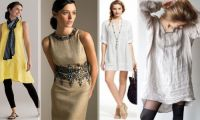 Что таят в себе платья из изысканного и загадочного льна