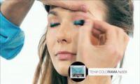 Видео: Make up Деним стиль