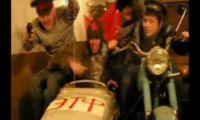 Видео: рубцовские студенты зажигают
