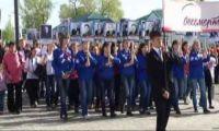 Видео: видеоролик, посвященный Дню великой победы 1945 г. - Рубцовск