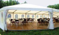 Свадьба в шатре – праздник в любую погоду!