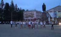 Видео: Флешмоб в Рубцовске