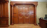 Двери из массива – гарантия качества и элитный вид вашего жилья!