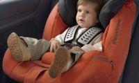 Безопасность ребенка в автомобиле зависит от автокресла