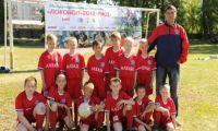 Фото: Футбол в Рубцовске
