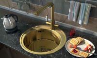 Какой должна быть качественная кухонная мойка?