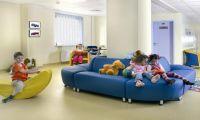 В детских поликлиниках будут игровые уголки