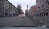 Видео: Светофор на Комсомольской в Рубцовске