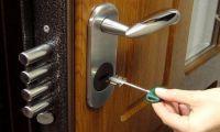 Особенности металлических дверей: обивка, вскрытие и замена дверных замков
