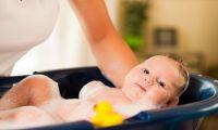 Все, что нужно для купания малыша