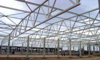 Металлоконструкции – решение строительного вопроса