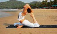 Видео: Йога - тренинг