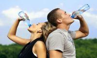 Стакан воды активизирует работу мозга