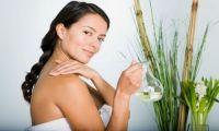 Натуральная косметика против растяжек