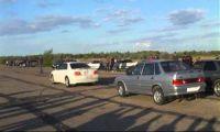 Видео: Что творится на взлётке Рубцовска