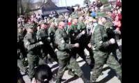 Видео: Парад Победы в Рубцовске