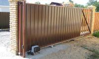 Что надо знать о комплектующих для откатных ворот