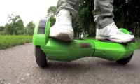 Гироскутер: как работает такое средство передвижения?