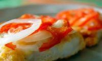 Кулинарная минутка: Рыба Аргентина на пару