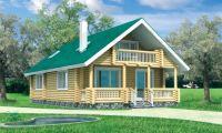 Почему срубы деревянных домов так популярны?