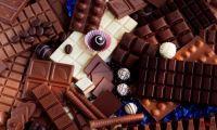Чтоб на сердце было сладко, не нужна вам шоколадка!