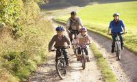 Особенности семейного отдыха на велосипедах