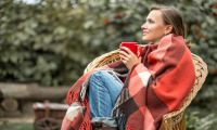 Шерстяное одеяло и теплые жилеты – главные помощники нашего иммунитета