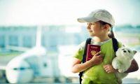 Выезд детей за границу: Ребенок путешествует только с одним родителем