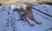 В Египте впервые за 120 лет выпал снег