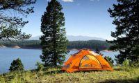Палаточный отдых на Десне