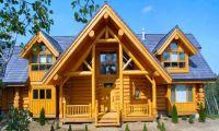 Почему лучше иметь деревянный дом