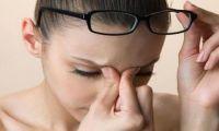 Напряжение глаз: проблема, которая решается