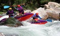 Сплав по горной реке на Алтае - выбор настоящего путешественника