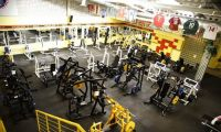 Gold`s Gym открыл современный фитнес-центр в Москве