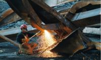Новый вид услуг – демонтаж металлолома