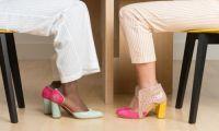 Обувь: модные тенденции весна 2017