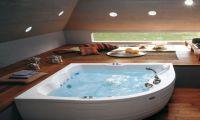 Новая тенденция: акриловые ванны