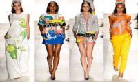 Повседневные платья весна-лето 2014
