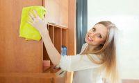 Любая уютная квартирка нуждается в уборке