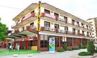 Гостиница «Итаки». Посёлок Витязево. Стоит ли выбрать?