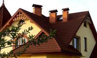 Выбор варианта крыши и устройство мансарды