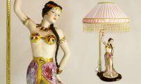 Детали интерьера – декоративные настольные лампы