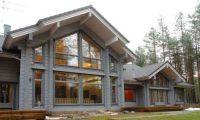 Деревянные дома из бруса – разве не об этом Вы мечтали?